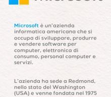 Scopri l'azienda: Microsoft